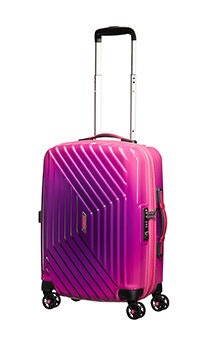 282d0b9ae0 Nos recommandations de valise cabine. American Tourister Air Force 1  Spinner 55x40x20cm Gradient Pink