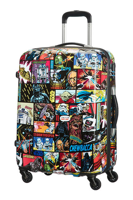 Star Wars Legends Valise 4 roues M