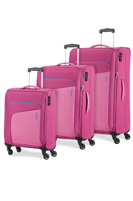Powerup 3 PC Set B  Lightning Pink