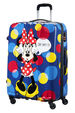 Hypertwist Valise 4 roues 75cm Oh My Minnie