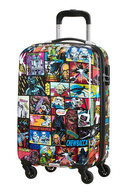 Star Wars Legends Valise 4 roues S