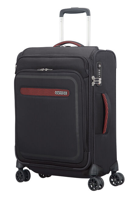 Airbeat Valise 4 roues Poche supérieure 55cm
