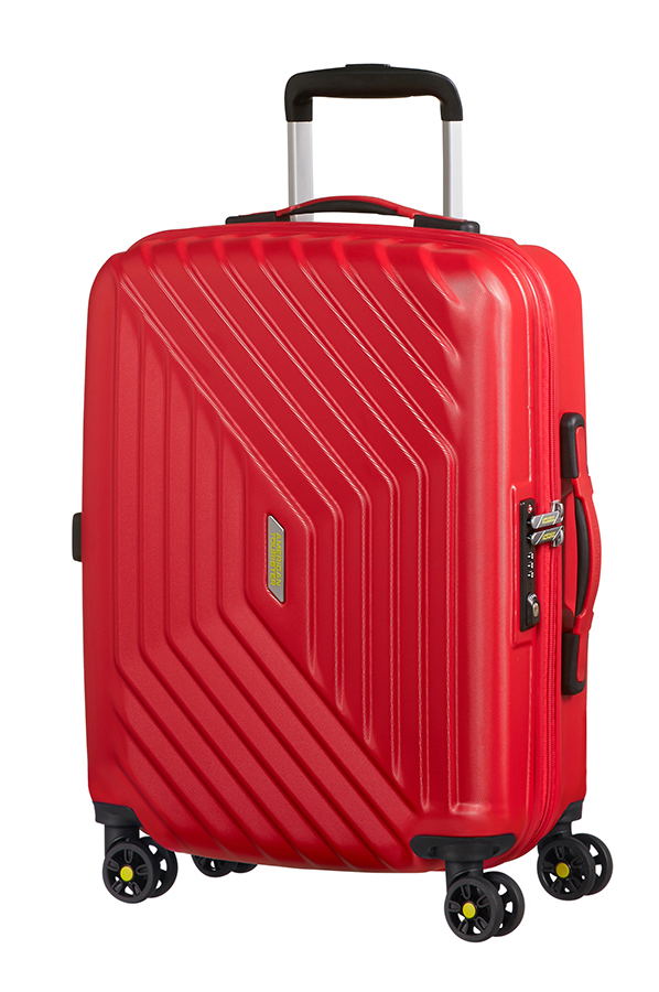 Valise rigide American Tourister Air Force 1 66 cm Flame Red rouge 5CYSo5Q