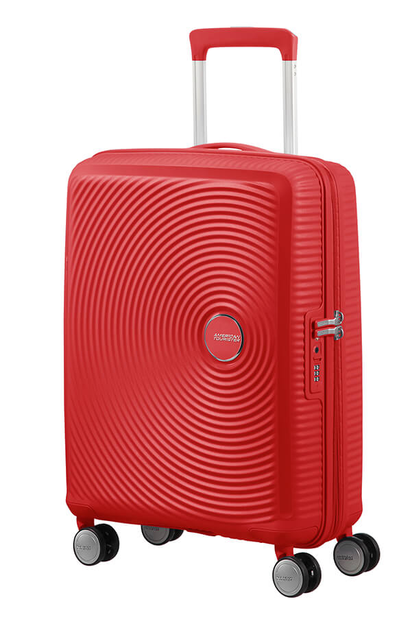 American Tourister Soundbox Valise de Cabine 4 roulettes 55 cm