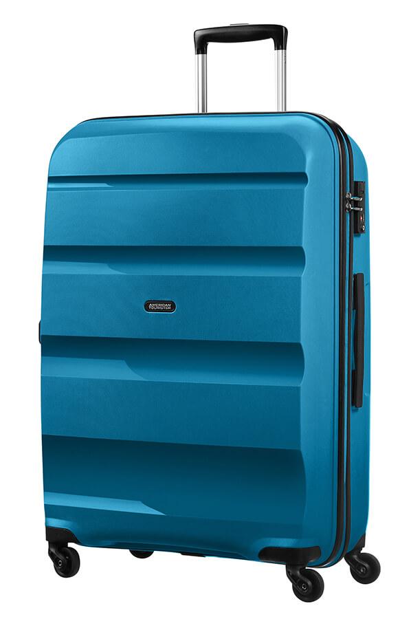 Valise rigide American Tourister Bon Air 75 cm - 4 roues Seaport Blue bleu BgQnl