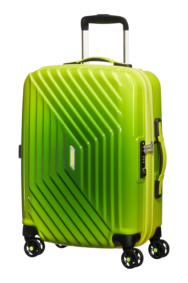 American Tourister Air Force 1 Valise 4 roues 55cm Gradient Yellow