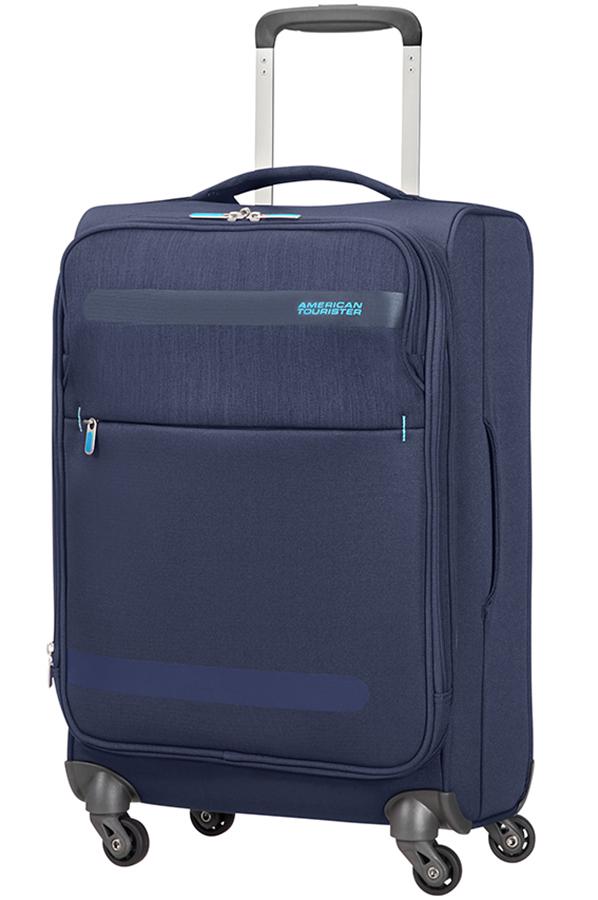 herolite valise 4 roues 55cm american tourister. Black Bedroom Furniture Sets. Home Design Ideas